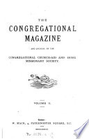 The Congregational magazine, and journal of the Congregational Church-aid and home missionary society