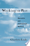 Working the Past Book PDF