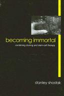 Becoming Immortal Pdf