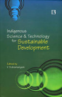 Indigenous Science and Technology for Sustainable Development