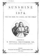 Sunshine for 1874