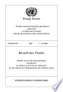 Treaty Series 2739