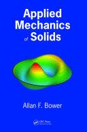 Applied Mechanics of Solids [Pdf/ePub] eBook