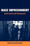 Mass Imprisonment