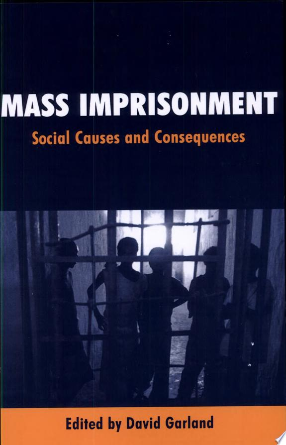 Mass Imprisonment