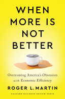 When More Is Not Better Pdf/ePub eBook