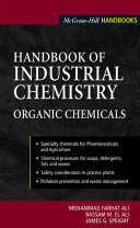 Handbook of Industrial Chemistry