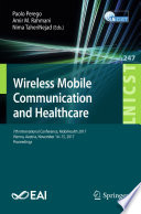 Wireless Mobile Communication and Healthcare