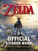 Legend of Zelda  Official Sticker Book