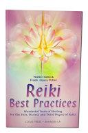Reiki Best Practices