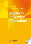 Advances in Services Innovations Book