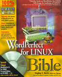 WordPerfect for Linux Bible
