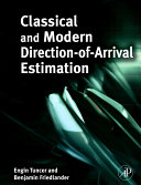 Pdf Classical and Modern Direction-of-Arrival Estimation