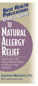 User s Guide Natural Allergy Relief