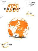 ITA Bulletin
