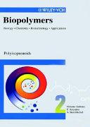 Biopolymers  Polyisoprenoids Book