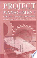 Project Management for the Process Industries Book
