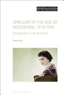 Jewellery in the Age of Modernism 1918 1940