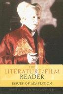 The Literature/film Reader