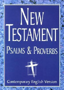 Extra Large-Print New Testament with Psalms and Proverbs