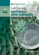 Self-Cleaning Materials and Surfaces