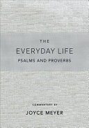 The Everyday Life Psalms and Proverbs