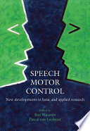 Speech Motor Control Book PDF