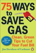 75 Ways to Save Gas