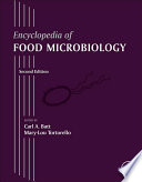Encyclopedia of Food Microbiology Book