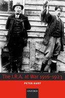 The I R A  at War  1916 1923