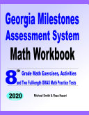 Georgia Milestones Assessment System Math Workbook