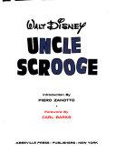 Walt Disney Uncle Scrooge