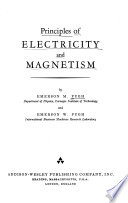 Principles of Electricity and Magnetism