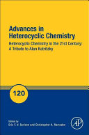Heterocyclic Chemistry in the 21st Century Book