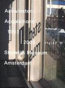 Aanwinsten Stedelijk Museum Amsterdam 1993 2003