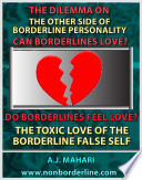 The Dilemma on the Other Side of Borderline Personality Disorder