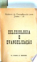 Cadernos de evangelização para jovens: Eclesiologia e evangelização