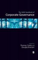 The SAGE Handbook of Corporate Governance [Pdf/ePub] eBook