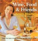 Wine  Food   Friends