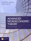 Advanced Microeconomic Theory Book