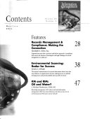The Information Management Journal