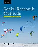 Social Research Methods Book PDF