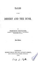 Tales of the desert and the bush  from the German Book