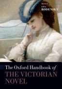 The Oxford Handbook of the Victorian Novel Pdf/ePub eBook
