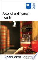 Alcohol and human health