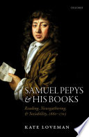 Samuel Pepys And His Books