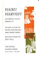 Haiku Harvest ebook