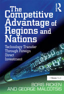The Competitive Advantage of Regions and Nations [Pdf/ePub] eBook