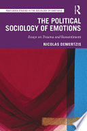The Political Sociology of Emotions