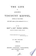 The life of Augustus  viscount Keppel